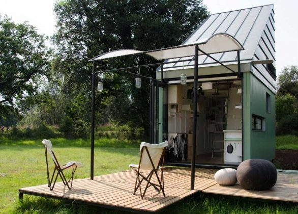 Tiny House POD-Idladla