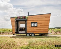 Tiny House Intrépide