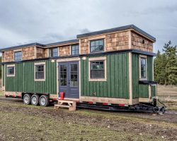 The West Coast Tiny House