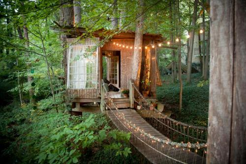 01-Secluded Intown Treehouse